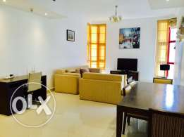Two spacious bedrooms apartment in Juffair.