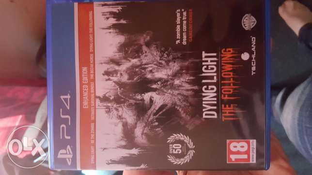 ps4 game dying light