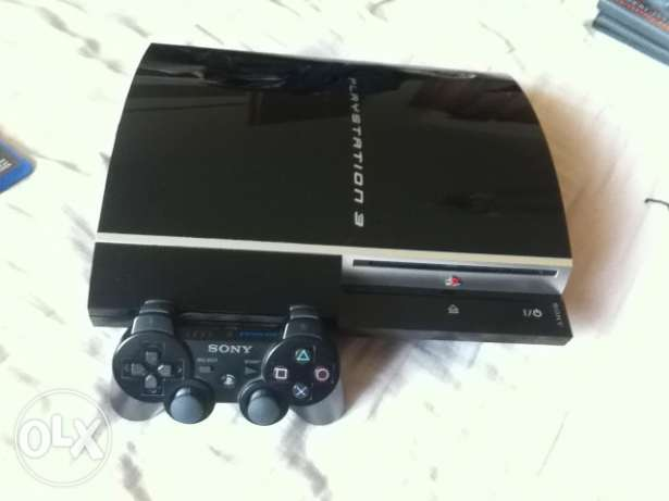 For Sale ps3 500 gb jailbroken in good condition