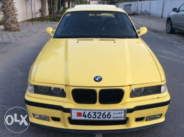 For Sale 1995 BMW M3 Japan Specification