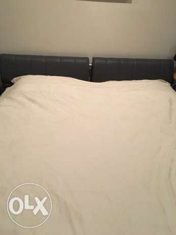 bed and mattress for sale together