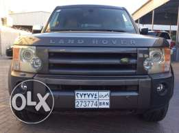 For Sale 2006 Land Rover LR3 Single Owner Bahrain Agency