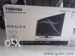 for sale Toshiba led tv 32 brand new - 30 bd only