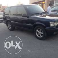Range Rover model 2001 very clean in good condition no any fault