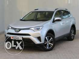 Toyota Rav4 low 2016 Silver For Sale