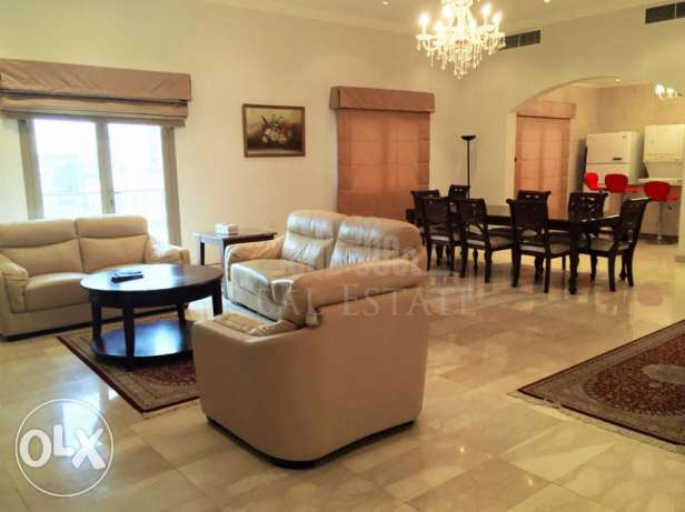 Spacious Apartment in Juffair, All Inclusive!