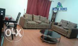 Accor homes - Spacious, fully furnished 2 BHK flat in Hidd 350/month