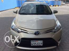 For Sale 2014 Toyota Yaris 1.5E Single Owner Bahrain Agency