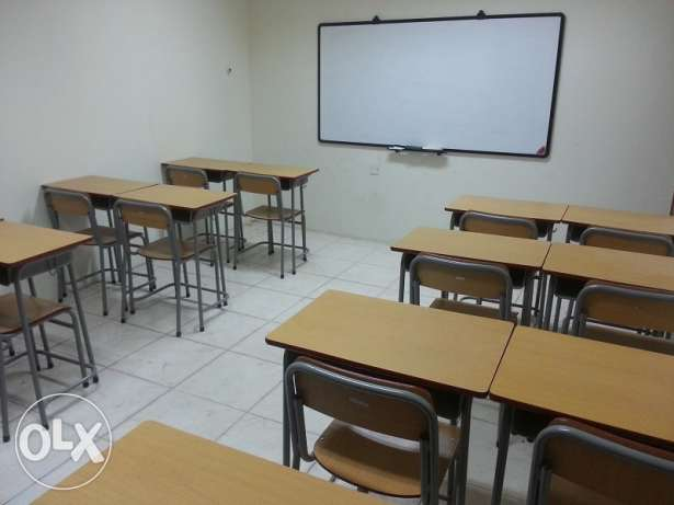 For sale white board tables and chairs for school classroom