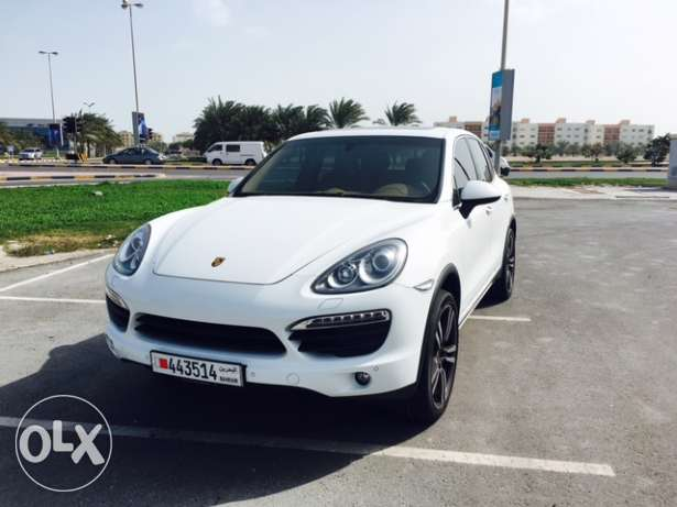 Porsche Cayenne S 2013 in excellent condition, Warranty til Mar, 2018