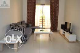Modern style, fully furnished luxury 1 BHK flat in Zinj at 350 BHD /Mo