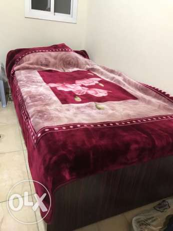 غرفة نوم مفرد single bedroom