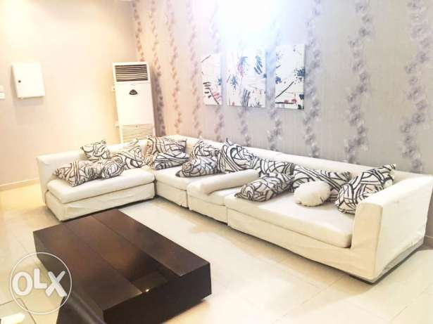A Modernly Decorated Apartment For Rent!