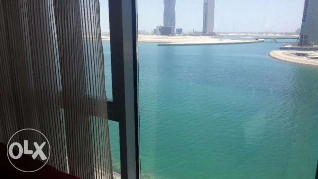 Modern Sea view Seef / 2 BR / Balcony