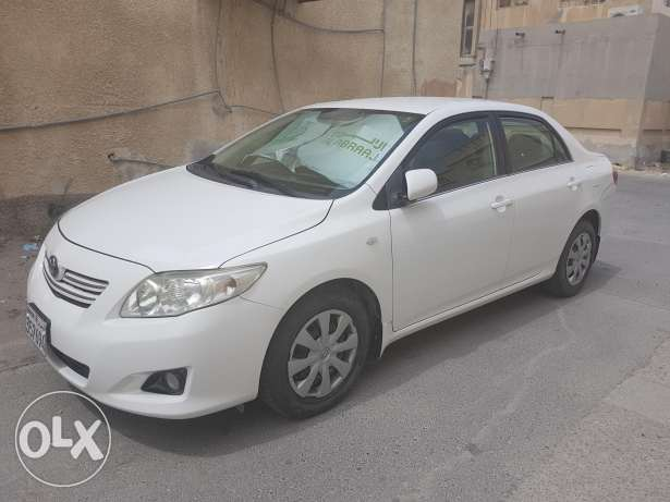 For sale corolla 2010