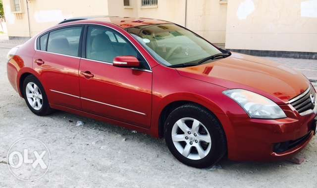 For Sale, Nissan Altima 2009, Fully Insured/Registered till April 2018