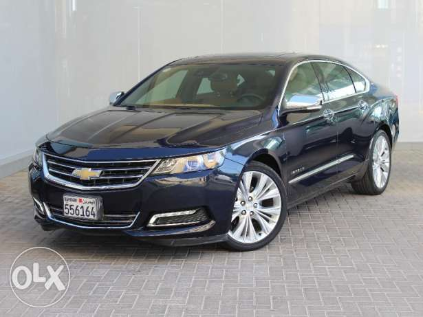 Chevrolet Impala 2016 Black For Sale