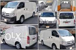 Toyota Hiace 2012 model for sale