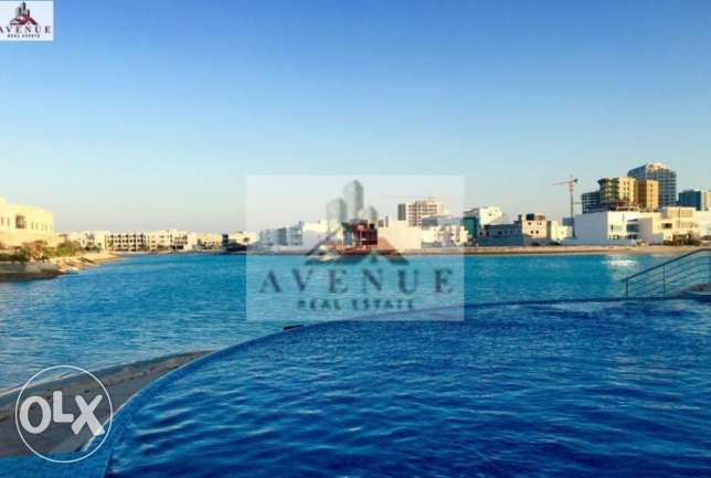 Tala-Amwaj: Spacious 1 BR Apartment with Large Private Terrace!