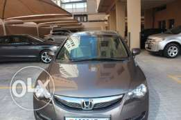 Honda Civic 2010, lady driven, Low mileage