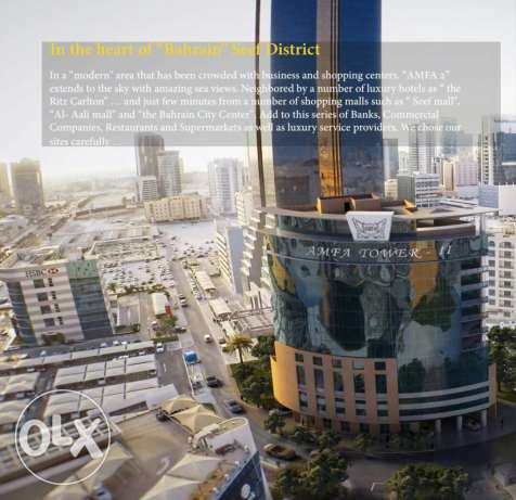 Luxurious Studio in Seef next to Al Moayyad Tower