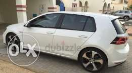 2014 Volkswagen GOLF GTI, Accident Free, Full Option, Warranty