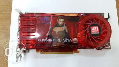 ATI Radeon DDR4 512MB Graphic Card