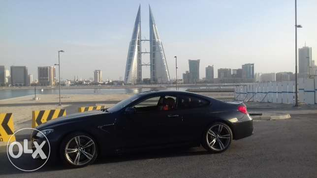 Bmw M6 with full warranty