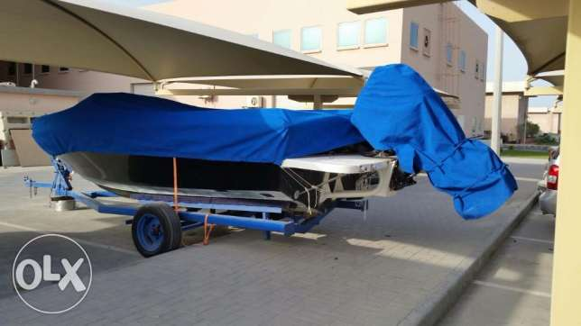 Boat for sale with 250hp outboard سترة -  3