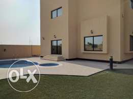 4 Bedroom semi furnished villa for rent close to Saudi Causeway
