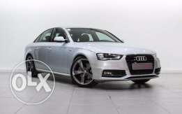 Audi Approved A4 35 TFSI low kms