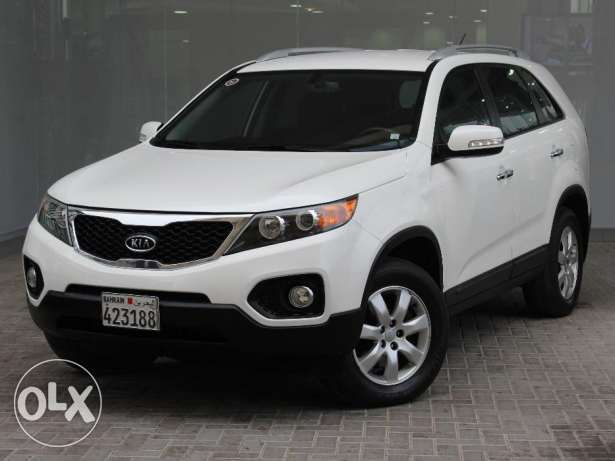 Kia Sorento 2013 White For Sale