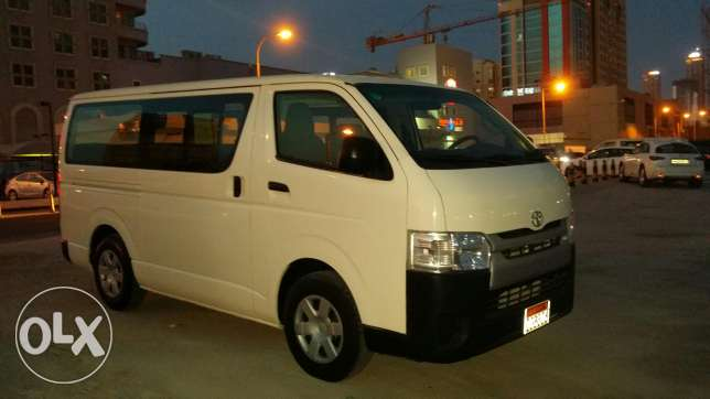 Toyota Hiace model 2015///;: