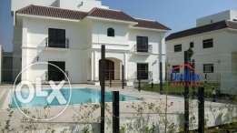 Brand New Modern Luxury 5 BR SEMI 2 Storey Villa with Pool Garden
