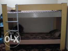 Double bed 50 BD