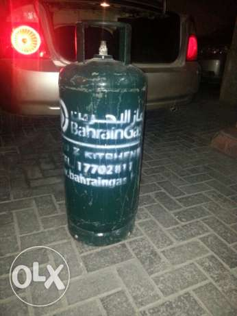 Bahrain Gas Cylinder with New Regulator.URGENT SALE ( FREE DELIVERY ) المنامة -  1