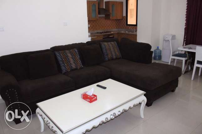 Juffair flat 2 bedroom fully furnished