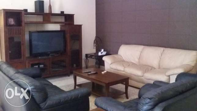 Janabiyah:- 1Bhk Fully Furnished Flat Available on Rent.. جانبية -  1