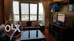 Modern style, fully furnished 2 Bhk flat in Sanabis at Bd 550/month