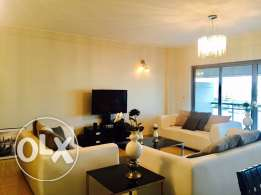 Three bedrooms Duplex apartment for rent in Tala,Amwaj-Island.