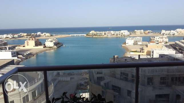 In Amwaj Fabulous Sea view 2 BR