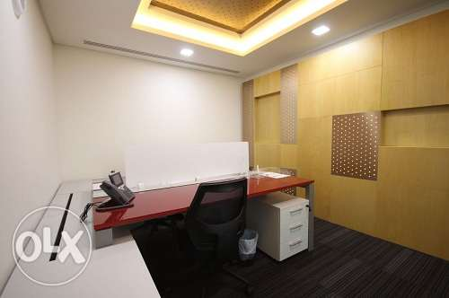 Full fitted brand new office at BAH WORLD TRADE CEN BD. 500 Inc