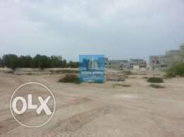 Commercial Villa compound Land for sale.