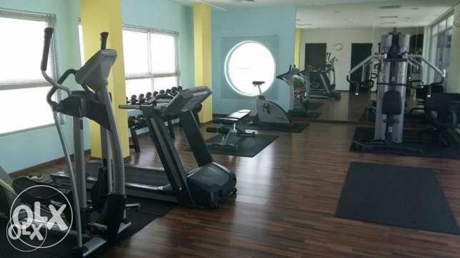 Remarkable flat in seef with lovely amenities 2 BHK