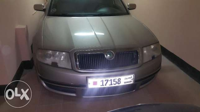 excellent maintained SKODA SUPERB