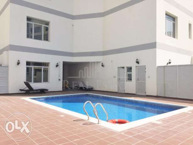 Beautiful fully furnished one-bedroom apartment.