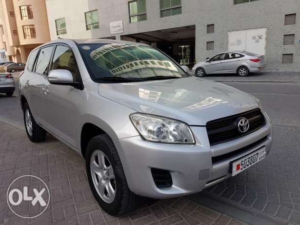 Toyota Rav4 2012 Model Zero accidents comprehensive insured