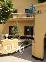 Comfortable UF 4 BHK 2 storey villa for rent in Janabiya at 600/month