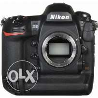 Nikon D5 Full Frame FX Format Professional DSLR Digital Camera with