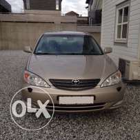 Toyota I get rid of my Camry 2002